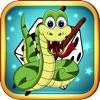 ヘビやはしごゲーム -  2プレイヤーと1プレーヤー