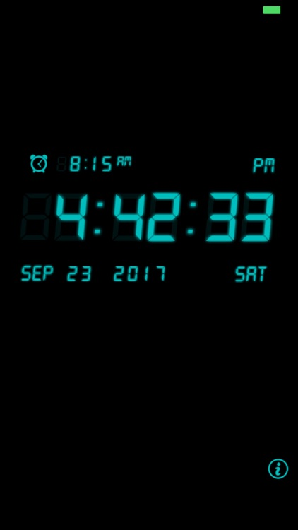 Alarm Night Clock / Music