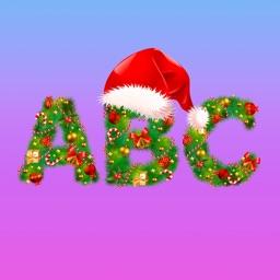 XMAS ABC - Christmas alphabet