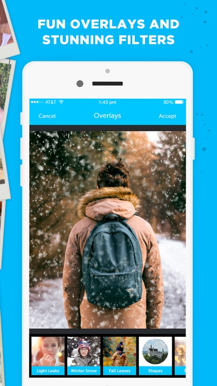 PicLab - Photo Editor screenshot-3
