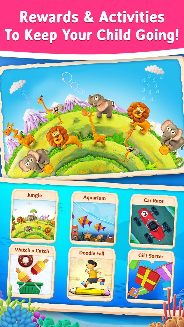 2nd Grade Math Learning Games Screenshot