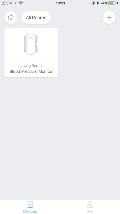 Eufy Blood Pressure Monitor