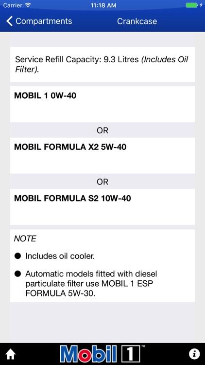 NetLube Mobil Australia screenshot-4