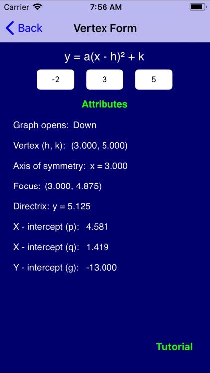 Algebra Pro screenshot-8