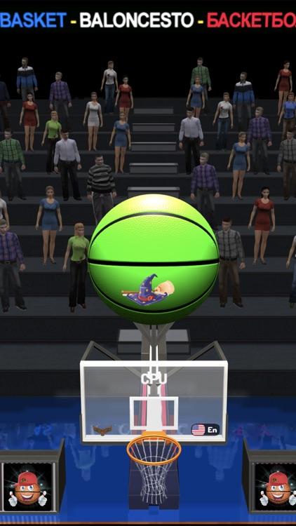 Basketball 3D Shooting Contest screenshot-8