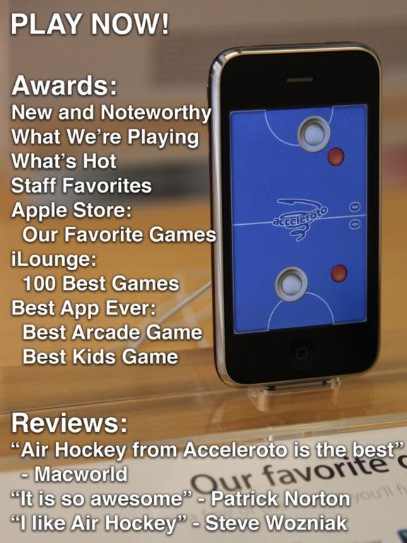 Воздушный Хоккей - Air Hockey на iPad
