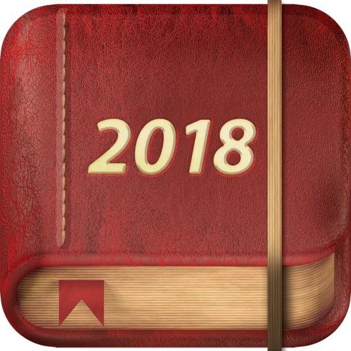 Daybook - бумажный ежедневник