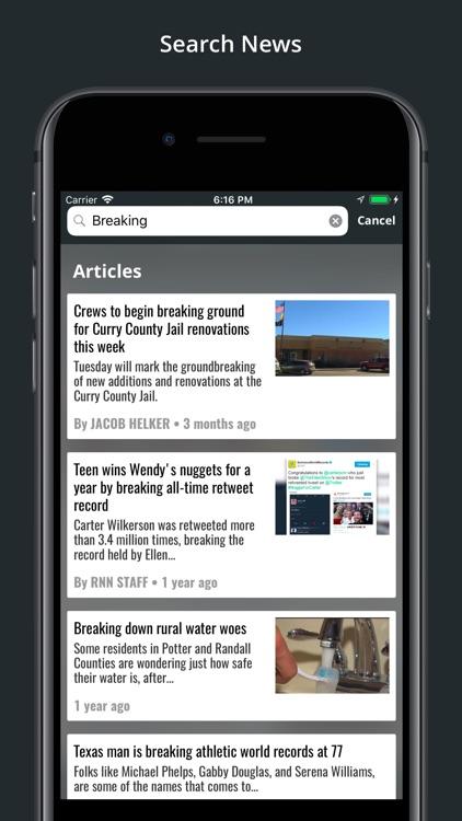 NewsChannel 10 – Amarillo, TX screenshot-4
