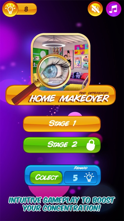 Find Differences Home Makeover screenshot-3