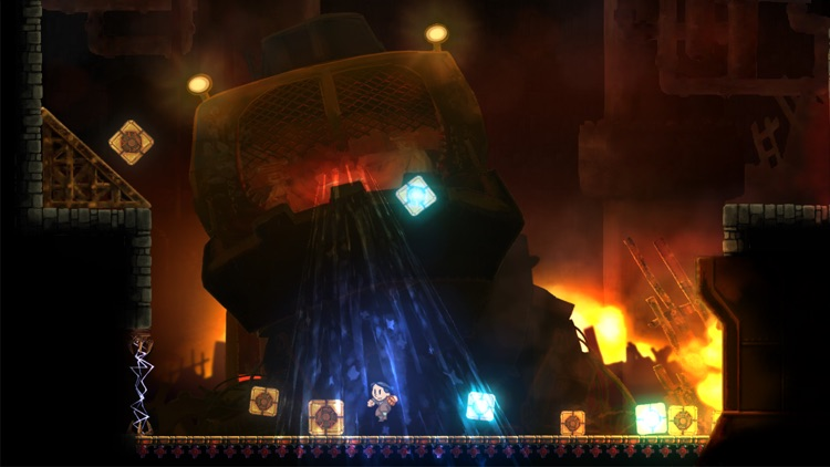 Teslagrad screenshot-1
