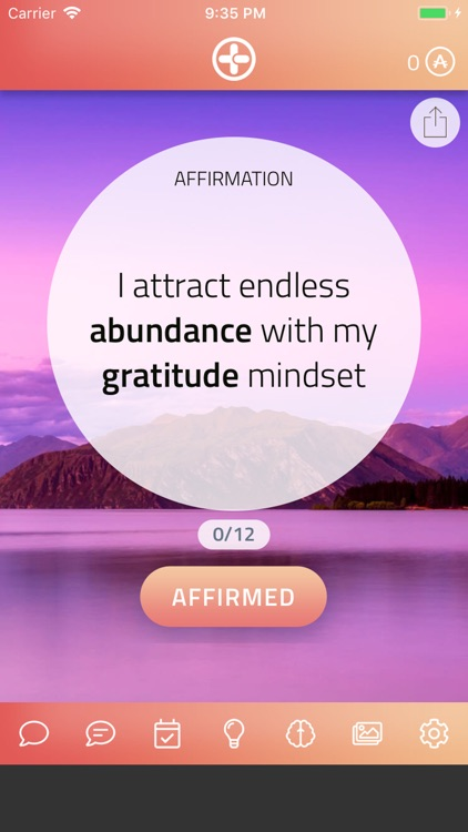 Affirmations Assistant
