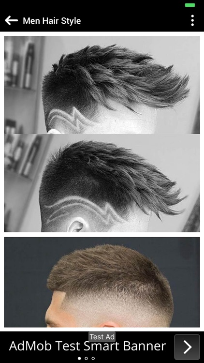 Latest Hairstyles / Beards screenshot-3