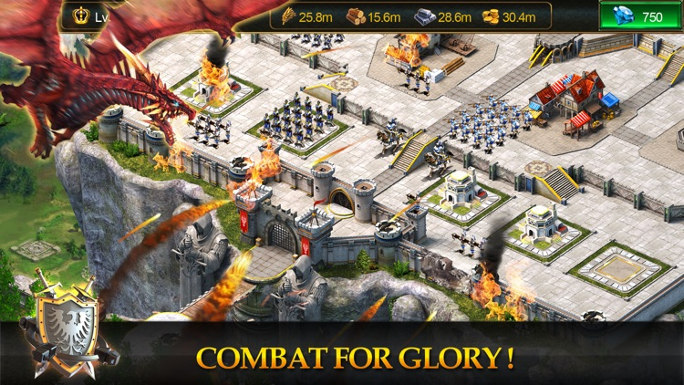 King of Thrones:Game of Empire screenshot-4