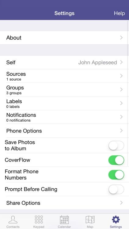 ContactBookPro-Contact Manager screenshot-4