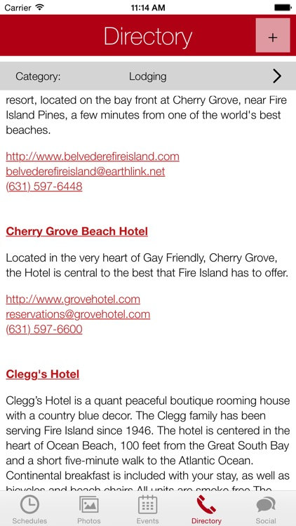 Fire Island App screenshot-2