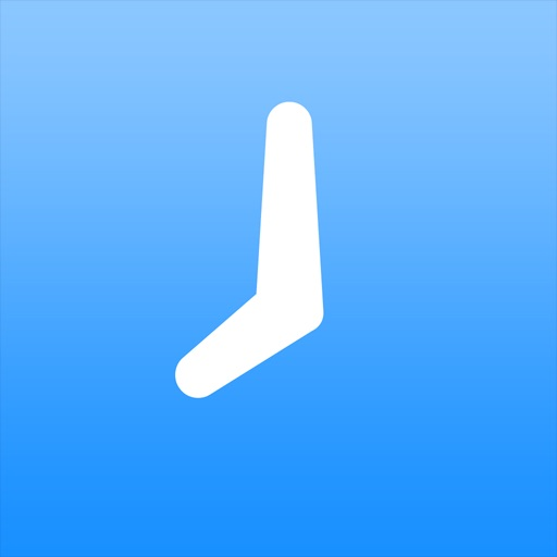 Hours Time Tracking application logo