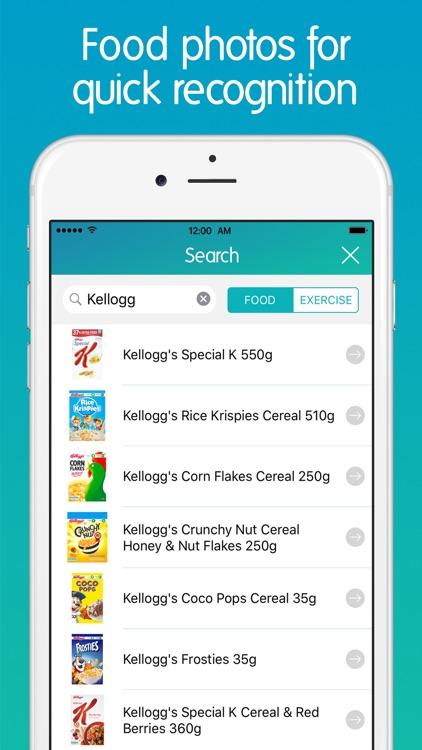 Calorie Counter + screenshot-3