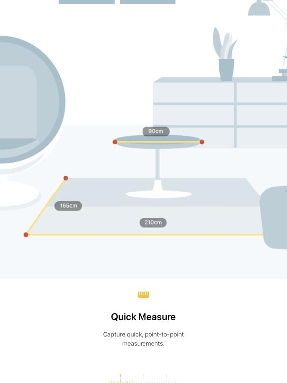 TapMeasure – AR utility