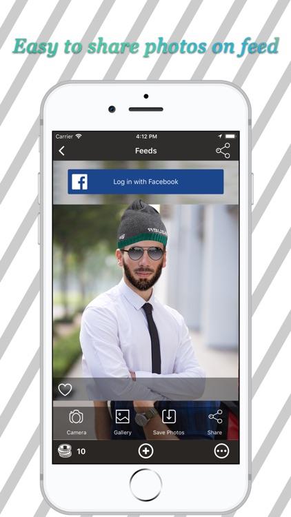 Man Photo Editor screenshot-3
