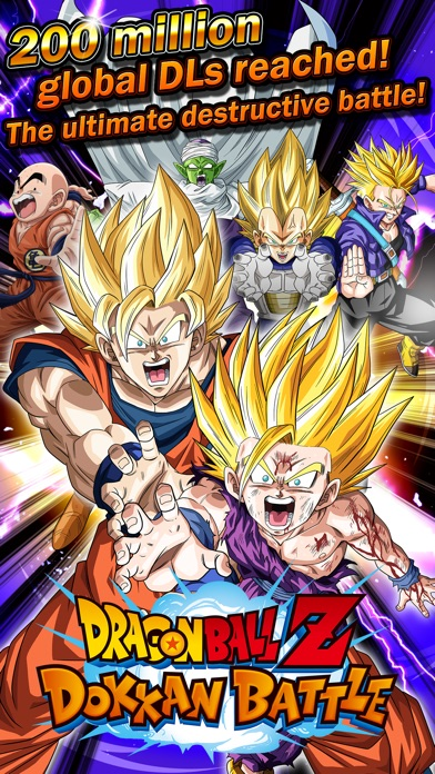 Download DRAGON BALL Z DOKKAN BATTLE for Pc