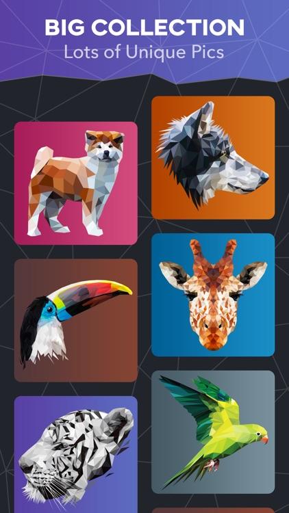 PolyColor - Color by Polygon screenshot-3