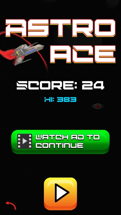 Astro Ace - Bullet Hell Shmup