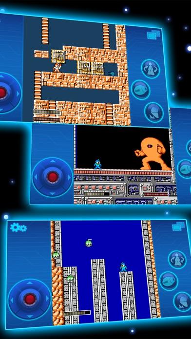 ロックマン モバイル screenshot1