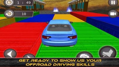 GT Car Racing Stunts Sim screenshot #3