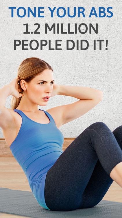 Abs workout: 200 sit ups
