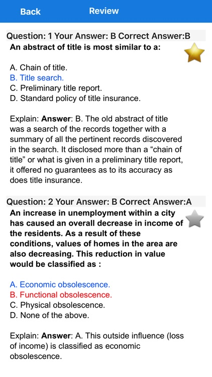 CA Real Estate Exam Prep