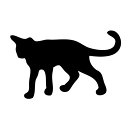 My Black Cat Sticker Pack