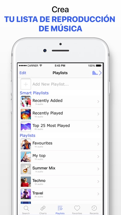 download Reproductor música sin limites apps 4