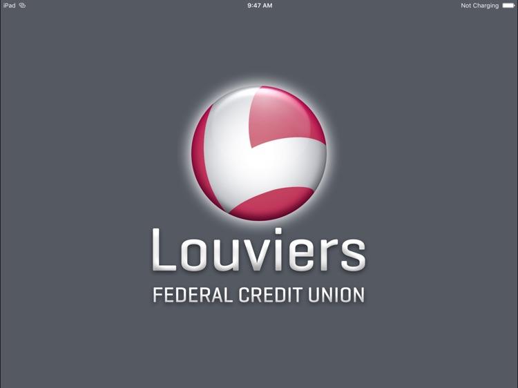 Louviers FCU for iPad