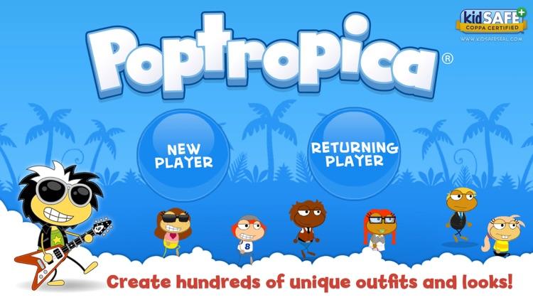 Poptropica screenshot-0
