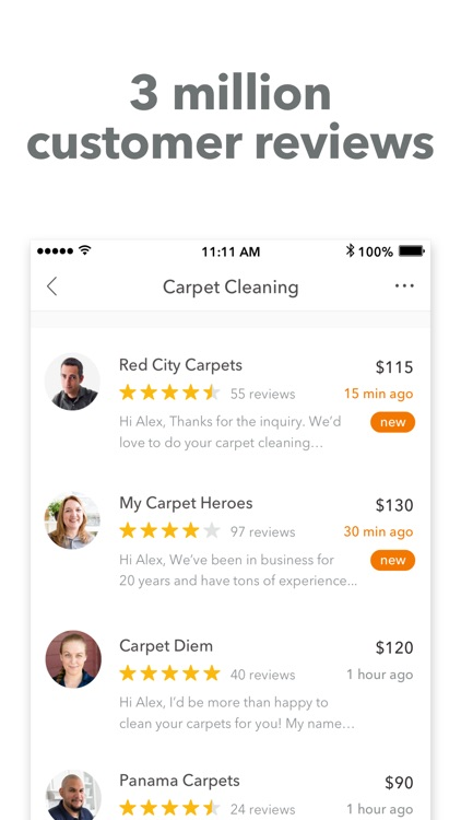 Thumbtack: Hire local services screenshot-3