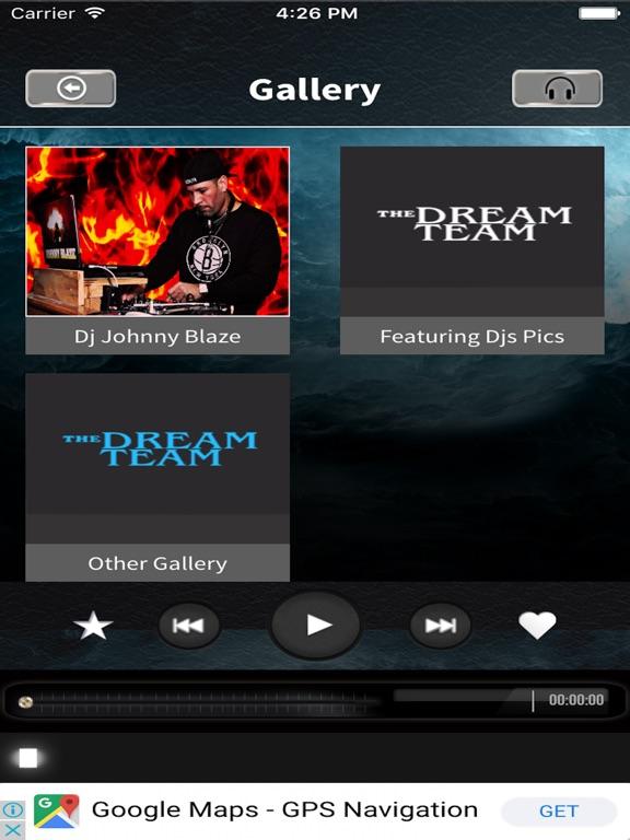 Image of Dream Team Djs for iPad