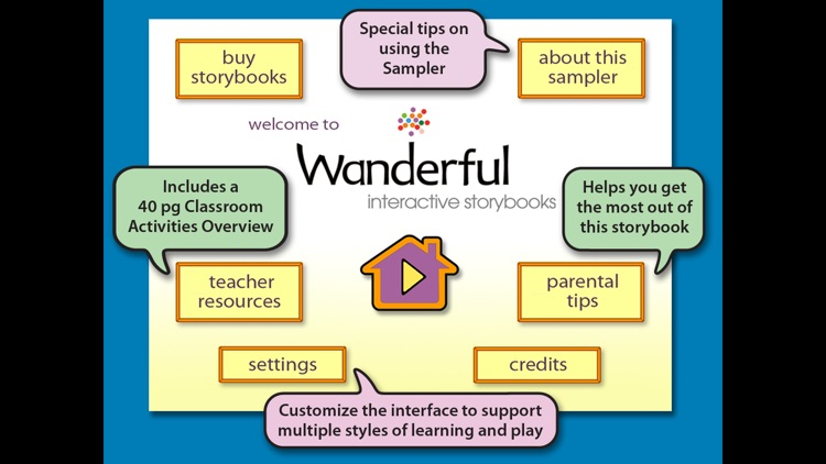 Wanderful Storybooks screenshot-4