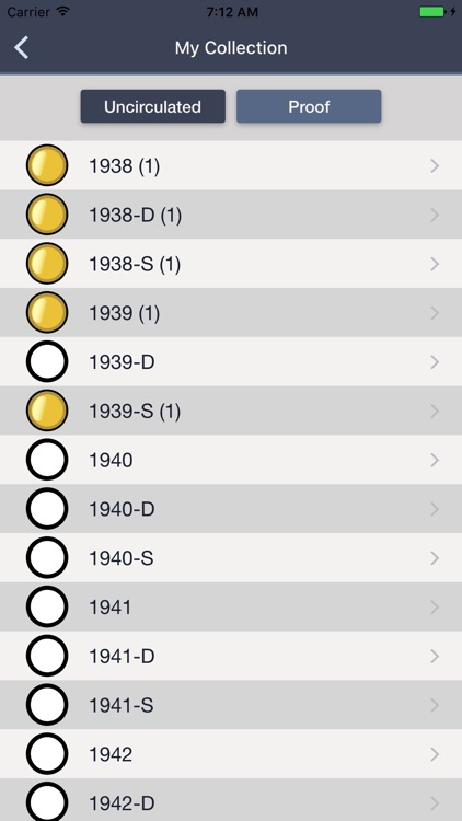 Jefferson Nickels Collector screenshot-3