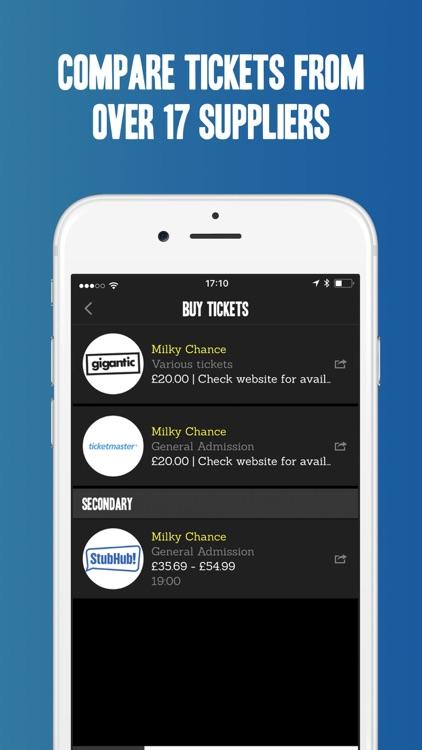 REVL: What's On & Tickets UK screenshot-4