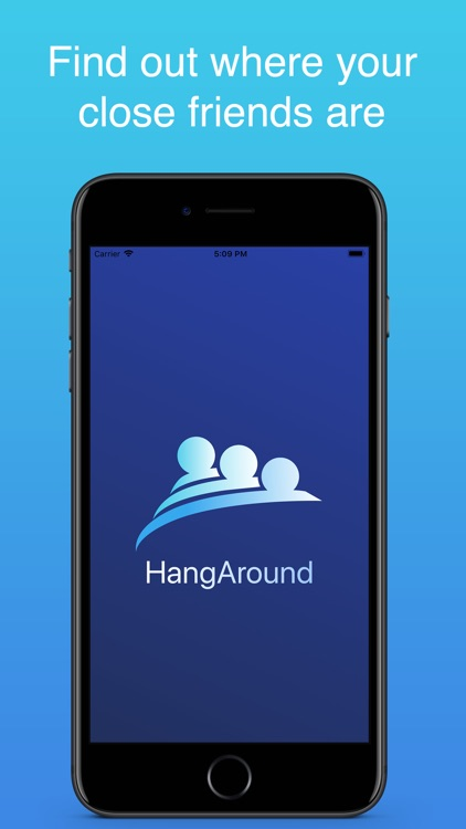 HangAround - with your Friends