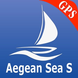 Aegean South Nautical Charts