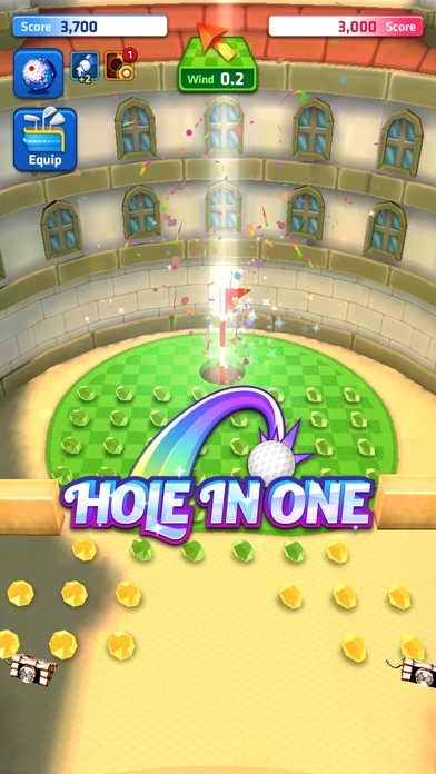Mini Golf King - Multiplayer Screenshot 5