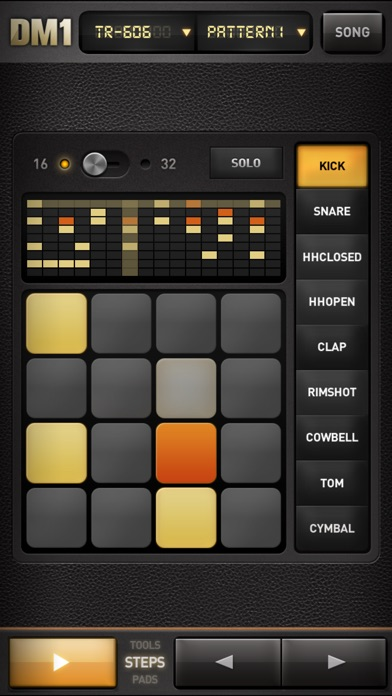 DM1 for iPhone screenshot1