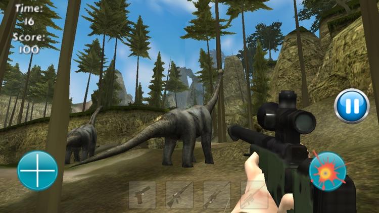 Jurassic Jungle Dinosaurs Hunt screenshot-3