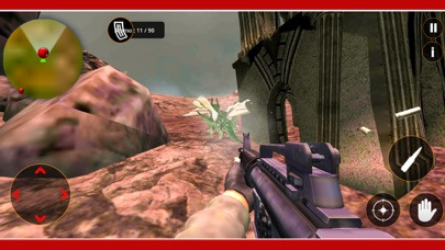 Horror Strike- Animals Hunter screenshot one