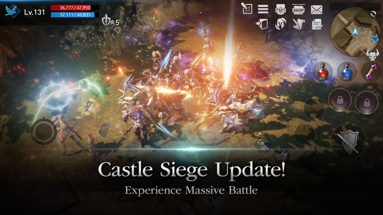 Lineage2 Revolution screenshot-0