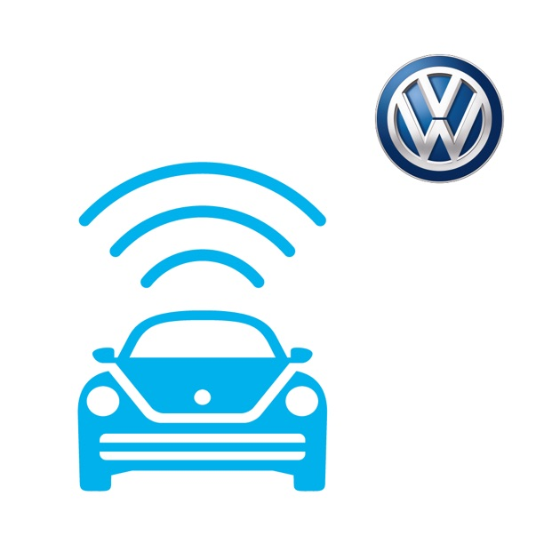 volkswagen connect on the app store. Black Bedroom Furniture Sets. Home Design Ideas