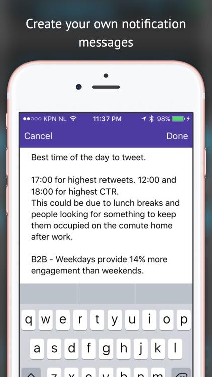 Promofy screenshot-4