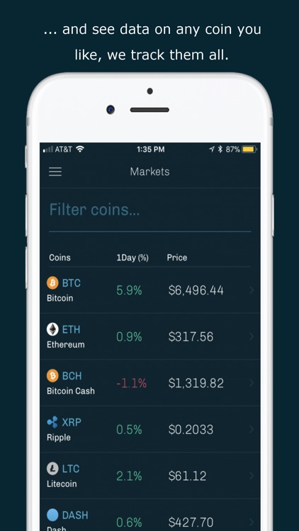 Cryptonaut - Crypto Tracker screenshot-4