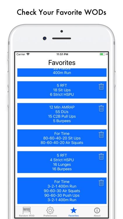 Travel WODs | Home Workouts screenshot-4